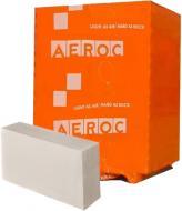 Газобетонний блок Aeroc 600x200x100 мм D-500 гладкий