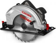 Пилка дискова Crown CT15210-235