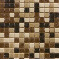 Плитка Guangzhou Glory Building Material Мозаїка мікс коричневий 32,7x32,7
