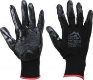 Рукавички Vulkan вампірки чорні з покриттям латекс XL (10) 70482
