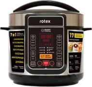Мультиварка-скороварка Rotex REPC75-B