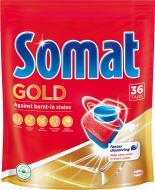 Таблетки для ПММ Somat Gold XL 36 шт.