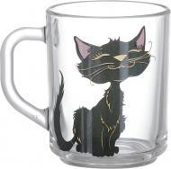 Чашка Black Kitten 200 мл Galleryglass
