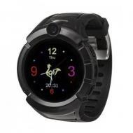 Детские часы с GPS Smart Baby Watch Q360-PLUS Черный (477)