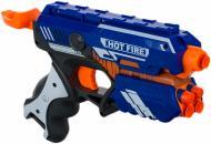Зброя іграшкова INDIGO 5 м'яких куль 7036A