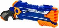 Зброя іграшкова INDIGO 10 м'яких куль 10 куль з присосками 7037