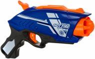Зброя іграшкова INDIGO 10 м'яких куль 10 куль з присосками 7063