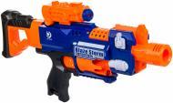 Зброя іграшкова INDIGO 10 м'яких куль 10 куль з присосками 7055
