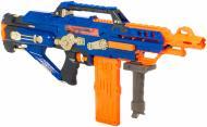 Зброя іграшкова INDIGO 30 м'яких куль 30 куль з присосками магазин 7052