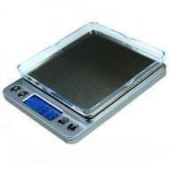Весы ювелирные электронные MHZ с 2мя чашами 0.01-500 гр (004470)
