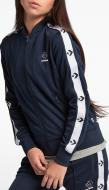 Джемпер Converse Star Chevron Track Jacket р. M синий 10007282-467