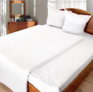 Комплект постельного белья 2 бязь отбеленная белый Ярослав