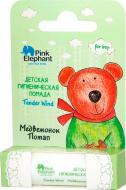 Помада гігієнічна для губ Pink Elephant Ведмедик Потап 3,6 г