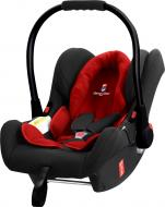 Автокрісло Eternal Shield ES09 red black + ISOFIX