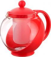 Чайник заварювальний Bulbus 1,25 л 49A026P-A-RD Banquet