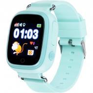 Детские умные часы с GPS трекером Gelius Pro GP-PK003 Blue (00000076477)