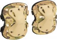 Наколінники тактичні Camo E15627MC