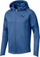 Джемпер Puma Evostripe Move FZ Hoody р. L синий 59491550