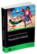 Книга Роберт Стівенсон «Treasure Island» 978-966-948-087-3