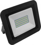 Прожектор Eurolamp 6500 K SMD 50 Вт IP65 чорний LED-FL-50