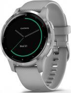 Смарт-часы Garmin Vivoactive 4S Powder Gray with Silver (010-02172-03)