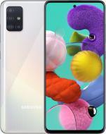 Смартфон Samsung Galaxy A51 6/128GB (SM-A515FZWWSEK) white