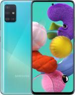 Смартфон Samsung Galaxy A51 4/64GB blue (SM-A515FZBUSEK)
