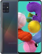 Смартфон Samsung Galaxy A51 4/64GB black (SM-A515FZKUSEK)