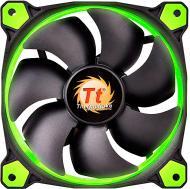 Корпусний кулер Thermaltake Riing 12 Green LED (CL-F038-PL12GR-A)