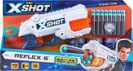 Швидкострільний бластер Zuru X-Shot Excel Reflex 6 36378Z
