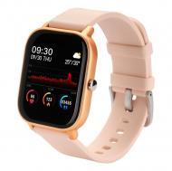 Смарт-часы Globex Smart Watch Me Gold