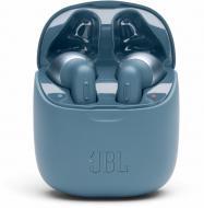 Навушники JBL® T220 TWS JBLT220TWSBLU blue