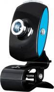 Веб-камера REAL-EL FC-150 black-blue