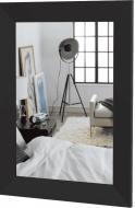 Зеркало настенное Aqua Rodos Karat Black KRBlMIR-1200 900x1200 мм черный