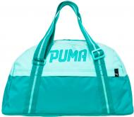 Сумка Puma Fundamentals Sports Bag Female 7441102 мятный