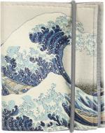 Візитниця Японська хвиля