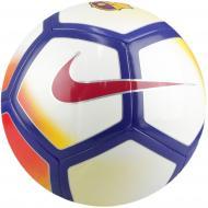 Футбольний м'яч Nike Pitch FC Barcelona р. 5 SC3480-100