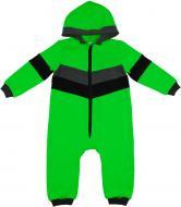 Комбинезон для мальчиков Danaya зеленый с серым р.98 ЗО20-09