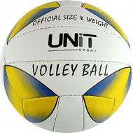 Волейбольний м'яч UNIT Dull Soft Touch 20155-US р. 4