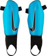 Щитки футбольные Nike Charge Junior р. M синий