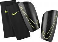 Щитки футбольные Nike Mercurial Lite р. M черный