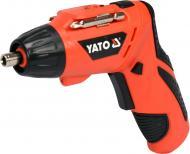 Викрутка акумуляторна YATO YT-82760