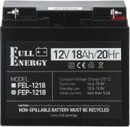 Акумулятор Full Energy FEP-1218 103107