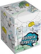 Вологі серветки Eco Relax 160 шт.