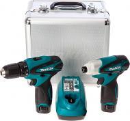 Набір електроінструментів Makita LCT204