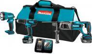 Набір інструментів Makita DLX3008