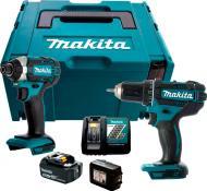 Набір інструментів Makita DLX2127TJ1