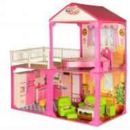 Кукольный домик Bambi 6982B Pink (LI10341)