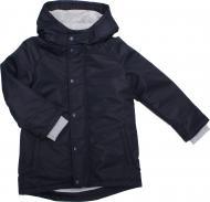 Куртка детская для мальчика Luna Kids LK-202-1 р.134 темно-синий
