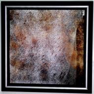 Картина на дзеркалі X7 GRANGINA BROWN DECOR №63F 72x72 см СЕАПС